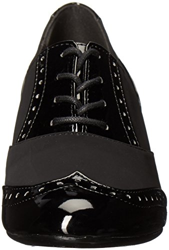 Soft Style by Hush Puppies Women's Gianna Dress Pump Black Lamy/Patent really cheap price iw3nX3zwQ4
