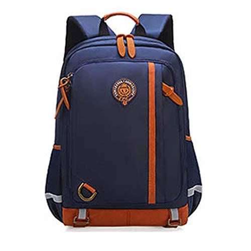 Lomsarsh Schoolbag for Girls Fashion Casual Large Capacity Waterproof Offload Cartoon Backpack Girl Fashion Large Capacity Waterproof and Load-reducing Cartoon Kids Backpack