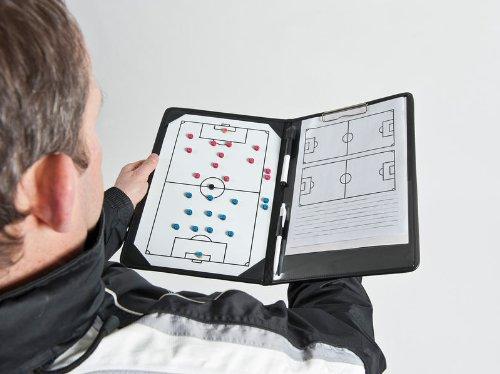 Precission Training Pro Soccer Coaches Portable Magnetic Football Tactic Folders Precision Training