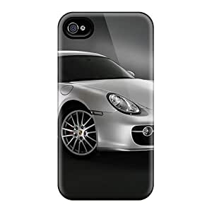 Awesome Porsche Cayman Flip Cases With Fashion Design For Iphone 4/4s