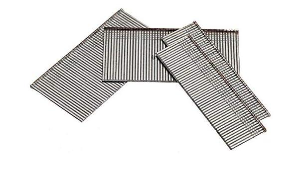 "Hitachi 14108S 2/"" 18 Gauge Electro Galvanized Brad Nails 5,000 Count"