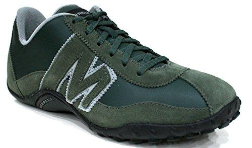 Merrell Sprint Blast Scamosciata, Sneaker Uomo Verde