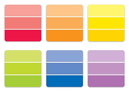 Creative Teaching Press Painted Palette Paint Chips 6