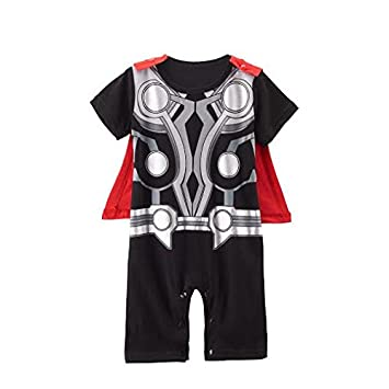 Traje infantil inspirado en Thor. 12-18 meses: Amazon.es ...
