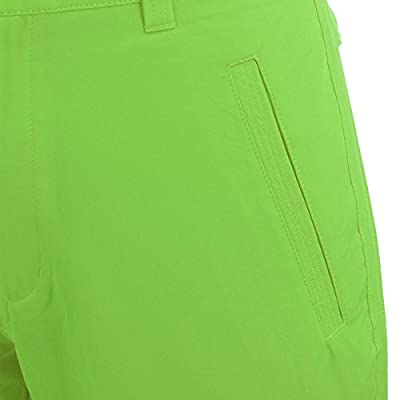"Calvin Klein Golf Men's CK Bionic Stretch Shorts - 36"" Waist - Fresh Lime"