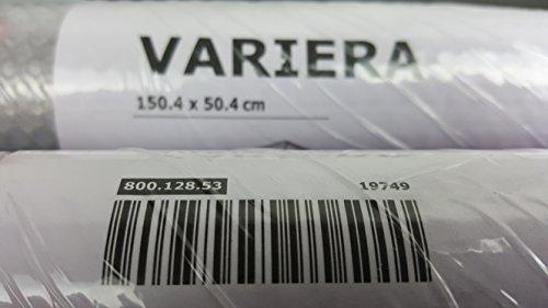 Amazon.com - IKEA Variera Shelf Liner Drawer Mat, Clear, 150.4 cm ...