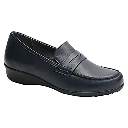 Drew Shoe Women's Berlin Slip On Leather Loafers