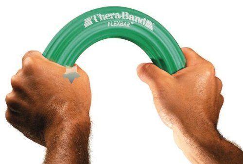 Thera-band Flexbar Flex Bar - Green (Free Shipping )
