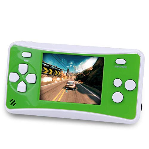 Handheld Game Console for Children,The 80's Arcade Retro Game Player with 2.5