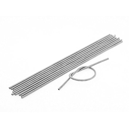 10 Pcs Kiln Furnace FeCrAl Heating Element Coil Wire 220V 500W