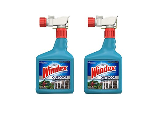 UPC 686696620052, Windex Outdoor Glass & Patio Cleaner, 32oz , 2 Pack