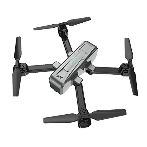 Klions Newest Drone JJ-RC H73 Selfi WiFi FPV GPS with 1080P HD Camera Foldable RC Quadcopter,Positioning Intelligent Following, Altitude Hold