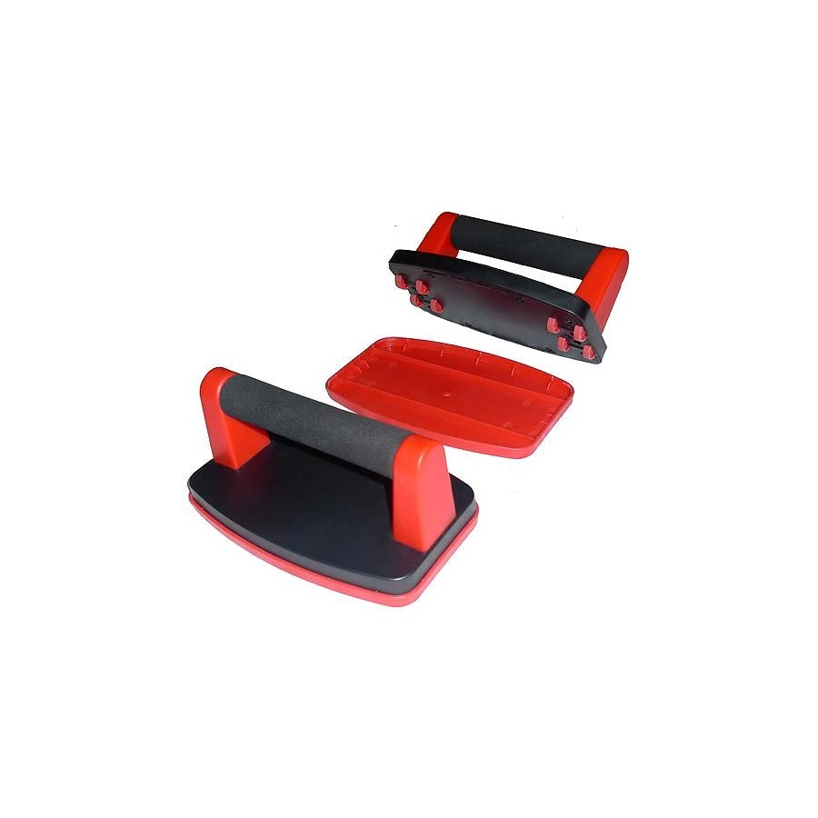 Pushup Bar & Ab Roller in 1