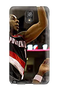 Awesome Design Portland Trail Blazers Nba Basketball (6) Hard Case Cover For Galaxy Note 3