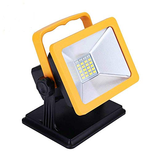 OYOCO Rechargeable LED Work Light COB with Magnetic Base 30W 8H Fathers Day Gifts Waterproof...