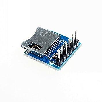 para Kits Arduino Módulo de Tarjeta Micro SD para Arduino ...