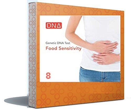 Food Allergy DNA Test Kit for Food Sensitivity & Food Intole