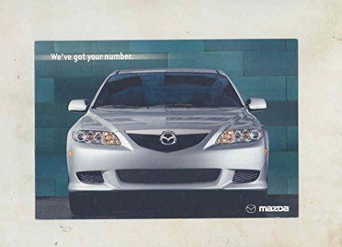 2003 Mazda 6 Sports Sedan Mailer (Mazda 6 Sports Sedan)