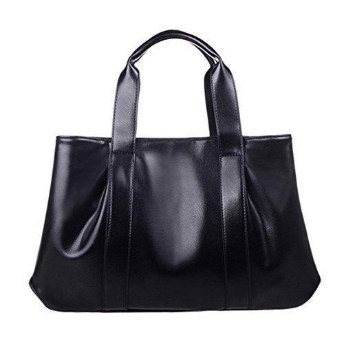 cherrygoddy-new-fashion-ladies-leather-shoulder-bag-mobile-messengerblack