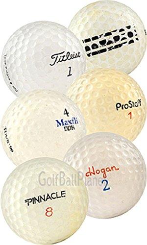 1500 D Grade Range Balls, Hit Away - Used Golf Balls
