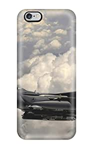 New Style Tpu 6 Plus Protective Case Cover/ Iphone Case - Jet Fighter