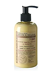 Somerset Toiletry Organic Homemade - Crema hidratante para manos y uñas