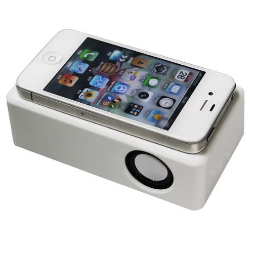Wireless Amplifying Speaker for iPhone OR Smartphone