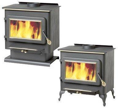 All Season Medium Pellet (Summers Heat 50-SNC13 Wood Burning Stove 1,200 - 1,800 Square Foot)