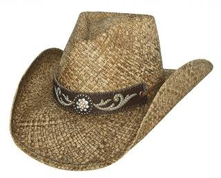 Bullhide Tennessee River Straw Cowboy Hat