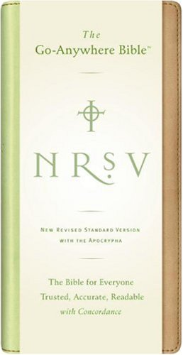 NRSV Go-Anywhere Bible with the Apocrypha