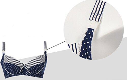 Dehang - Soutien-gorge d'allaitement sans couture - Tailles au choix – Coton - Femmes