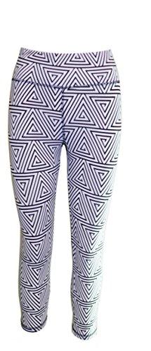 Active Workout Capri Leggings Pants product image