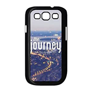 Samsung Galaxy S3 9300 Cell Phone Case Black The Journey LSO7735296
