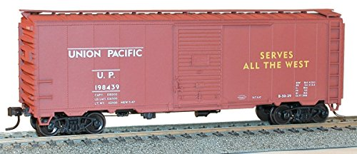 Accurail Model Trains Ho 40' AAR Single Door Boxcar (Union Pacific) - 1947 (Aar Door Boxcar Single)