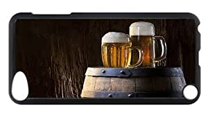 iPod Touch 5 Case, Cheers To Beer PC Case Cover Protector for iPod Touch 5 Hard Plastic Black