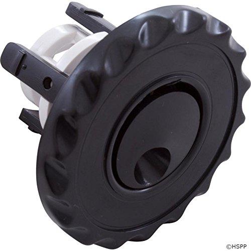 Waterway Plastics 806105060662 Internal Whirly Deluxe Face Black Adjacent Mini Jet -