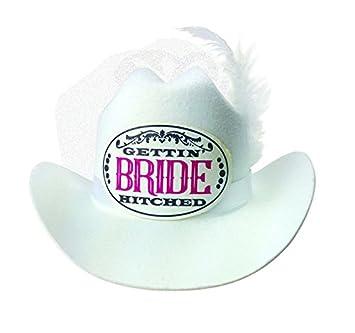 c1d8bdcb507 Image Unavailable. Image not available for. Color  Little Genie Bride  Cowboy Hat
