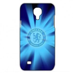 Unique Design FC Chelsea Football Club Phone Case Cover For Samsung Galaxy S4mini 3D Plastic Phone Case