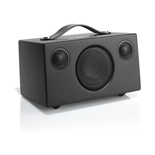 chollos oferta descuentos barato Audio Pro Addon T3 Amplificador estéreo y portátil con Bluetooth Negro