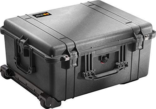 (Pelican 1610 Case With Foam (Black))