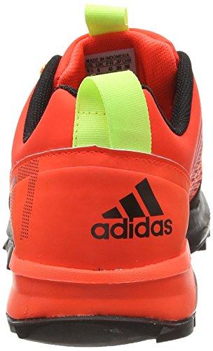 vivid 7 Trail Adidas Red solar Yellow Running Homme S13 Kanadia S13 Rouge vivid De Chaussures w85TxqR5f