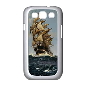 Best Quality [LILYALEX PHONE CASE] Tall ship & Sailing Vessel For Samsung Galaxy S3 CASE-9