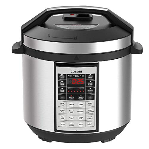 AMAZING Deal on COSORI 6 Qt 8-in-1 Instant Pot