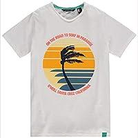 O'NEILL Palm Print T-Shirt Camiseta Manga Corta, Niños