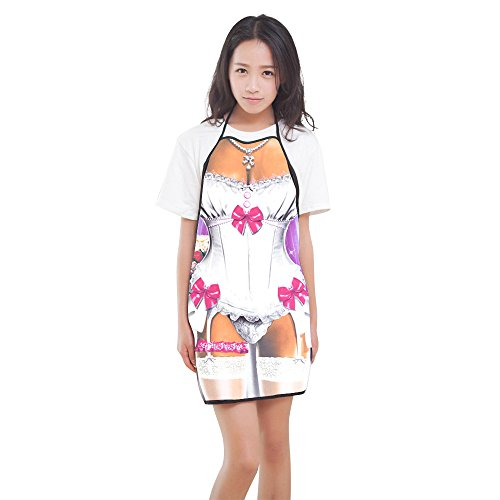 hippie apron dress - 1