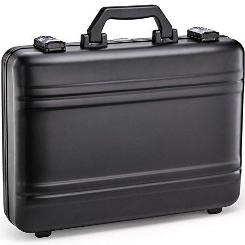 Black Halliburton Zero Briefcase (Zero Halliburton Premier 4