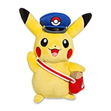"""Special Delivery Pikachu Poké Plush (Standard Size) - 7 1/2"""""""