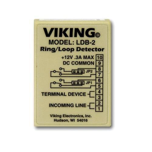 Viking Electronics Loop And Ring Detect Board (vk-ldb-2) -
