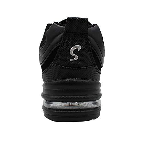 Baskets Scène Mode Plus Maille De Sont Jazz Femmes Femme Sneakers Petites Gym Standard Moderne Chaussures À Danse les Noir Lacets Yudesun Sport Détente Latin 1OCznvqfw