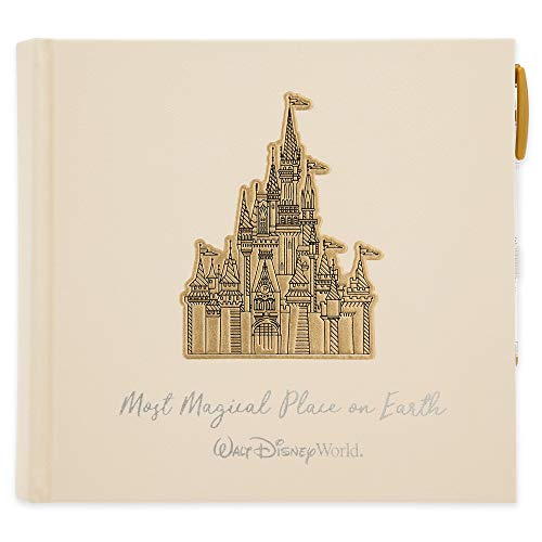 Walt Disney World Most Magical Place on Earth Medium Photo Album Holds 200 4 x 6